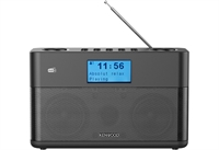 Kenwood CR-ST50DAB-B DAB Radio Black